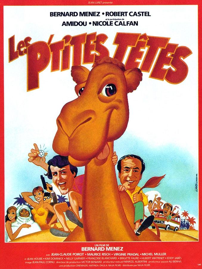 Les P'tites têtes (Bernard Menez, 1982)