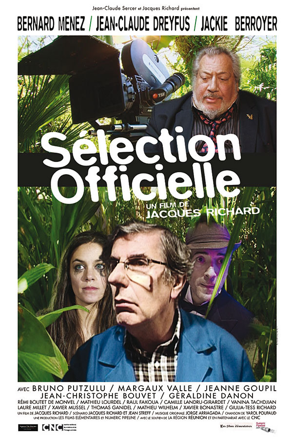 Sélection officielle (Jacques Richard, 2015)