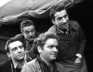 Jean-Marc Thibault, Louis de Funès dans Antoine et Antoinette (Jacques Becker, 1946)