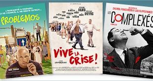 sorties Comédie du 10 mai 2017 : Problemos, Vive la crise, Les Complexés (reprise)