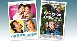 sorties Comédie du 17 mai 2017 : Venise sous la neige, Sélection officielle