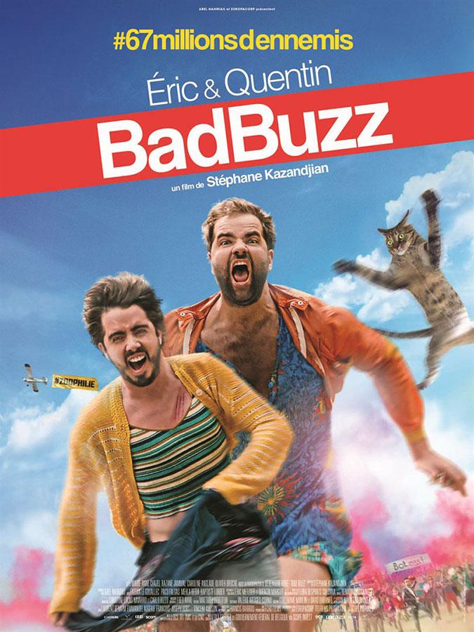 Bad Buzz (Stéphane Kazandjian, 2017)