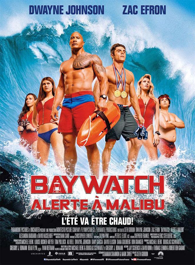 Baywatch - Alerte à Malibu (Seth Gordon, 2017)