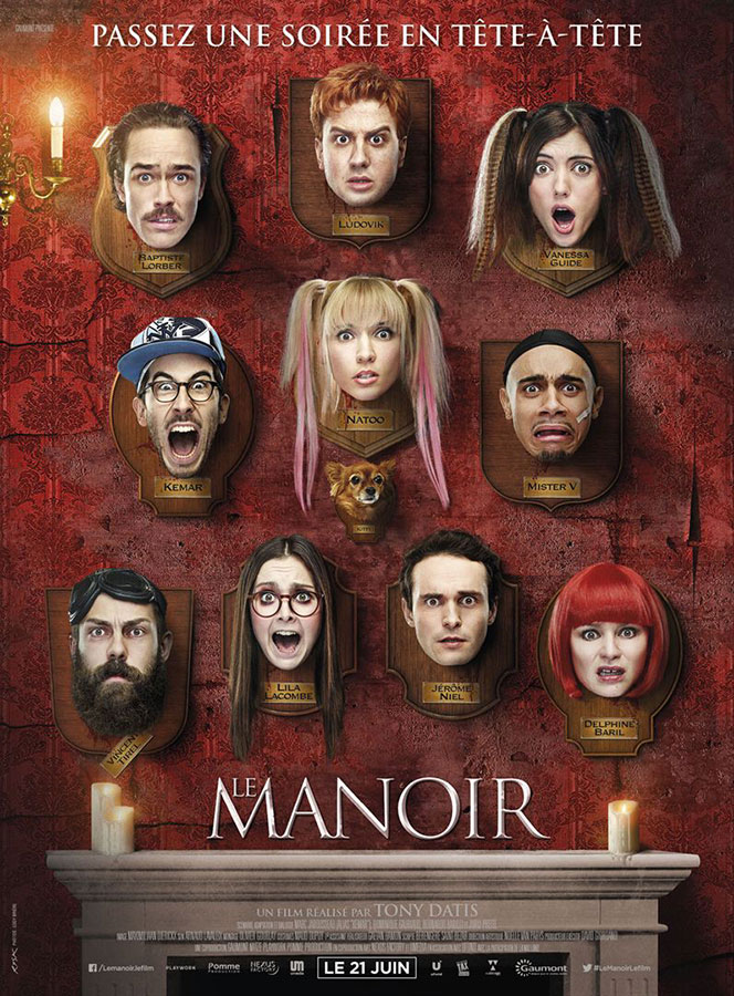Le Manoir (Tony Datis, 2017)