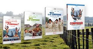Test Blu-ray de la trilogie La 7ème compagnie