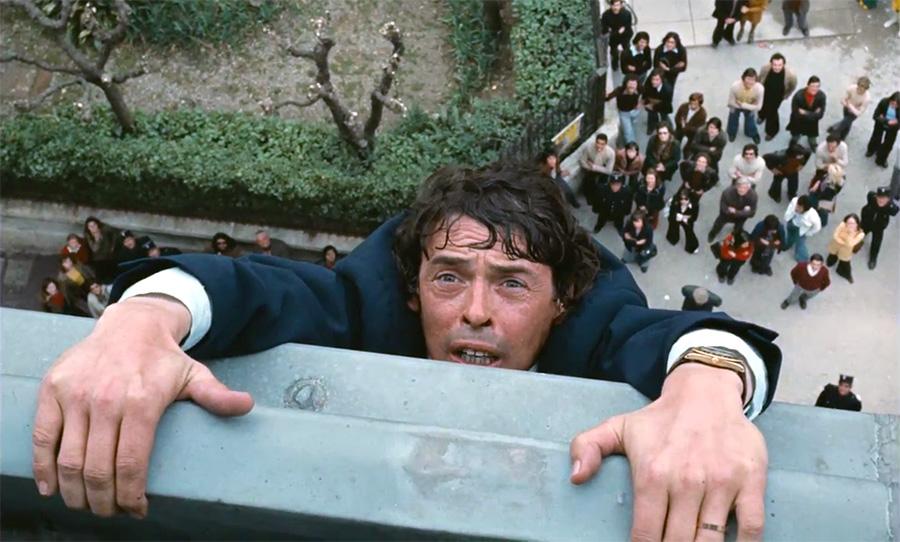 Jacques Brel dans L'Emmerdeur (Édouard Molinaro, 1973)
