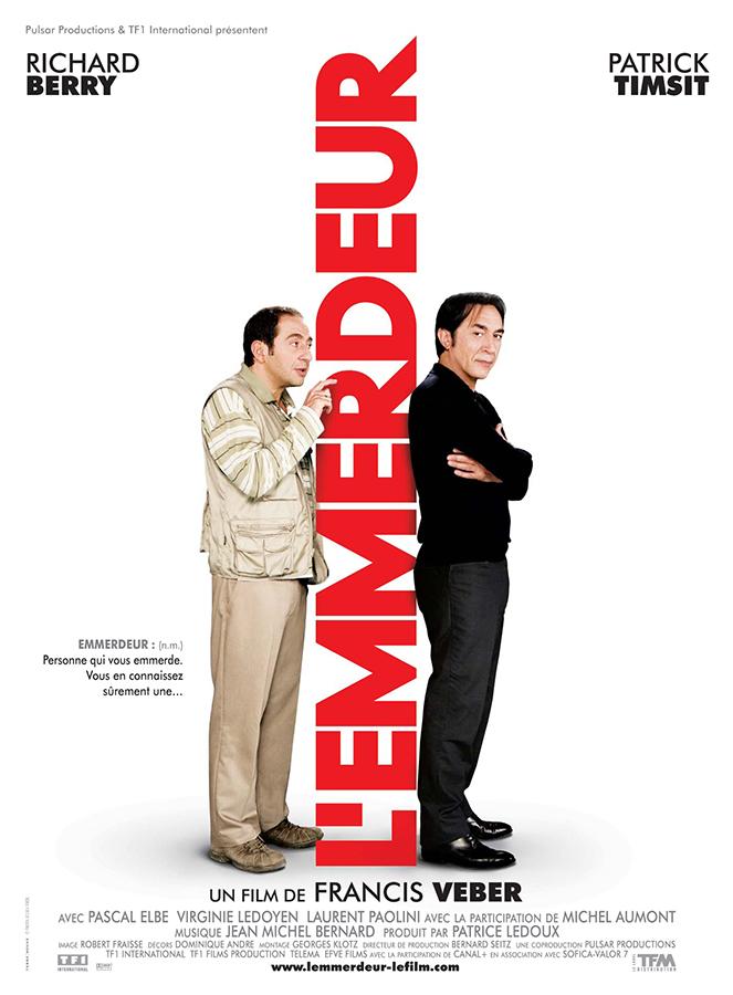 L'Emmerdeur (Francis Veber, 2008)