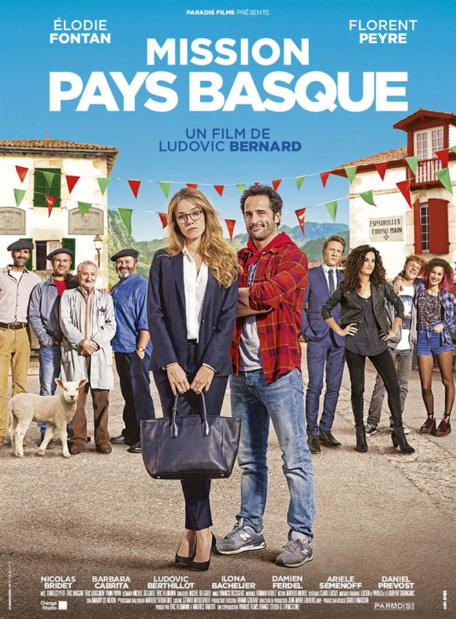 Mission Pays Basque (Ludovic Bernard, 2017)