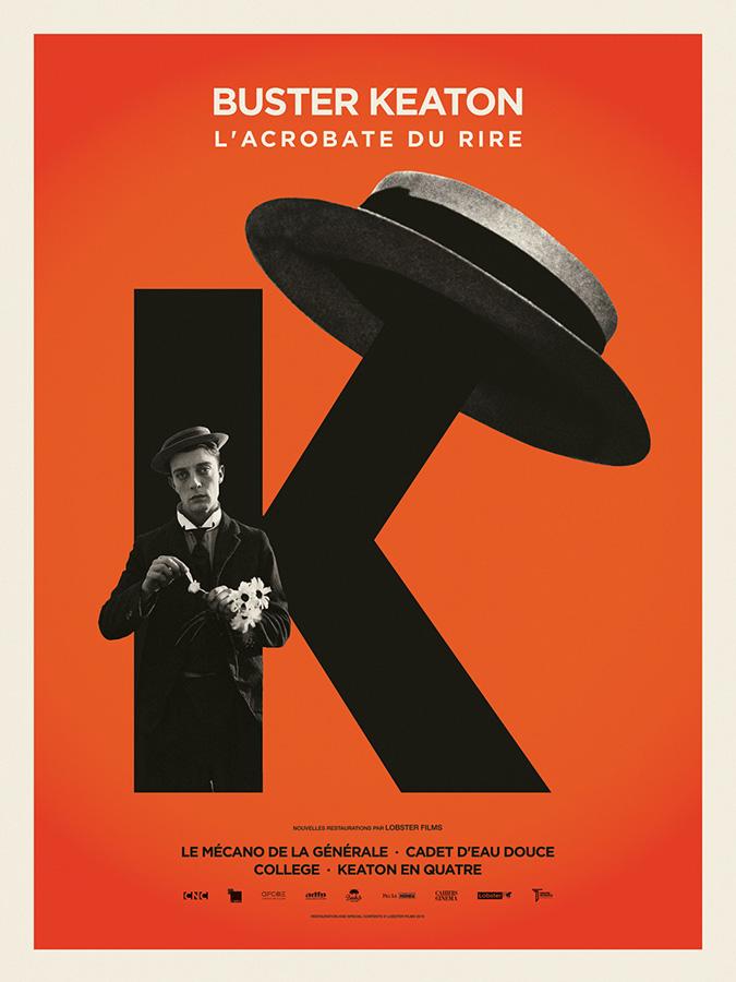 Buster Keaton, l'acrobate du rire (2017)