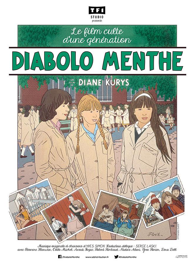 Diabolo menthe (Diane Kurys, 1977)