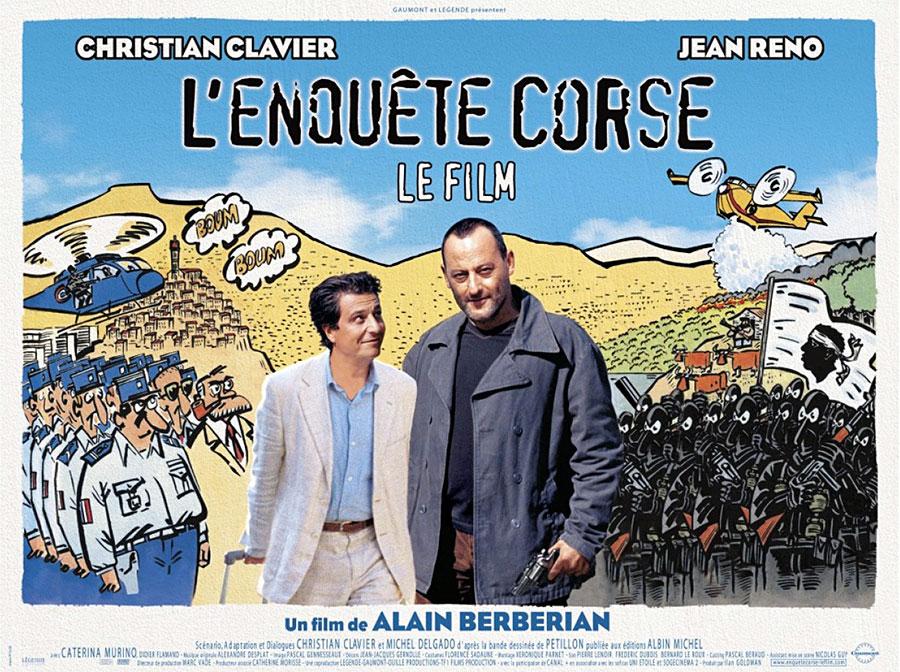 L'Enquête corse (Alain Berbérian, 2004)