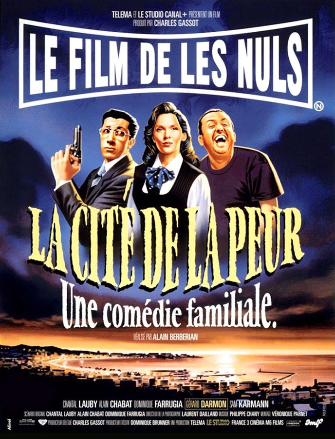 La Cité de la peur (Alain Berbérian, 1994)
