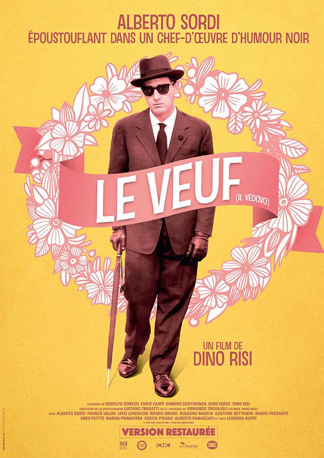 Le Veuf (Il Vedovo) de Dino Risi (1959)
