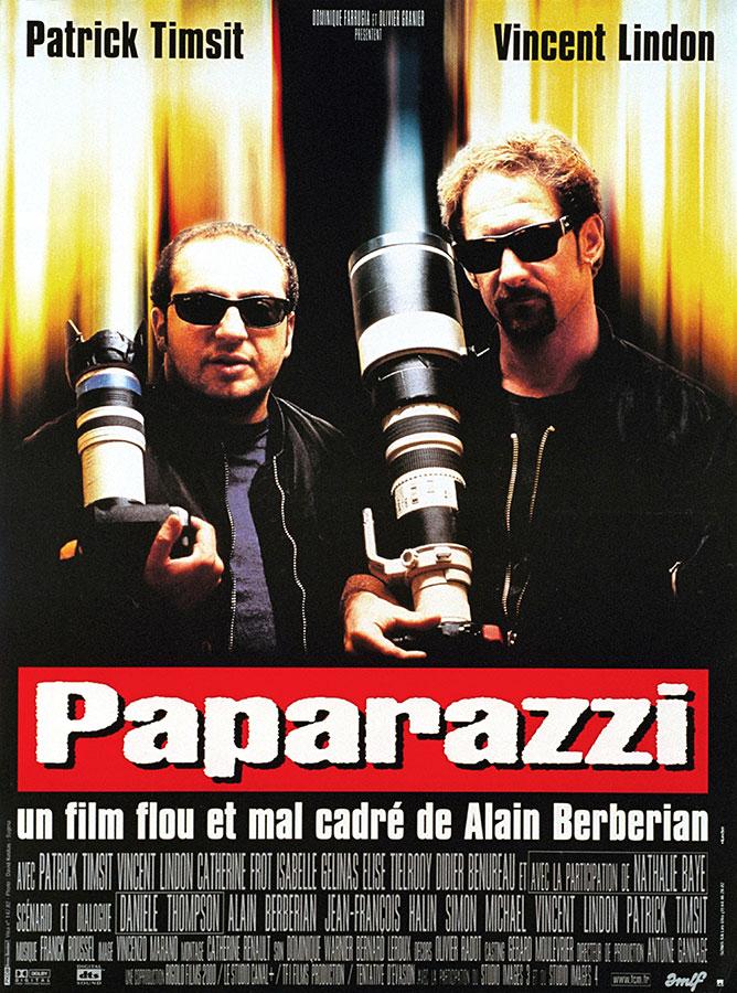 Paparazzi (Alain Berbérian, 1998)