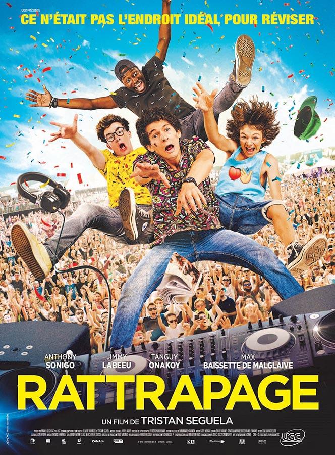 Rattrapage (Tristan Séguéla, 2017)