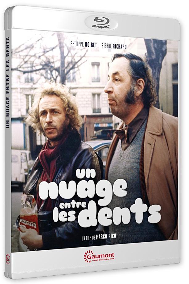 Un nuage entre les dents (Marco Pico, 1974) - Blu-ray