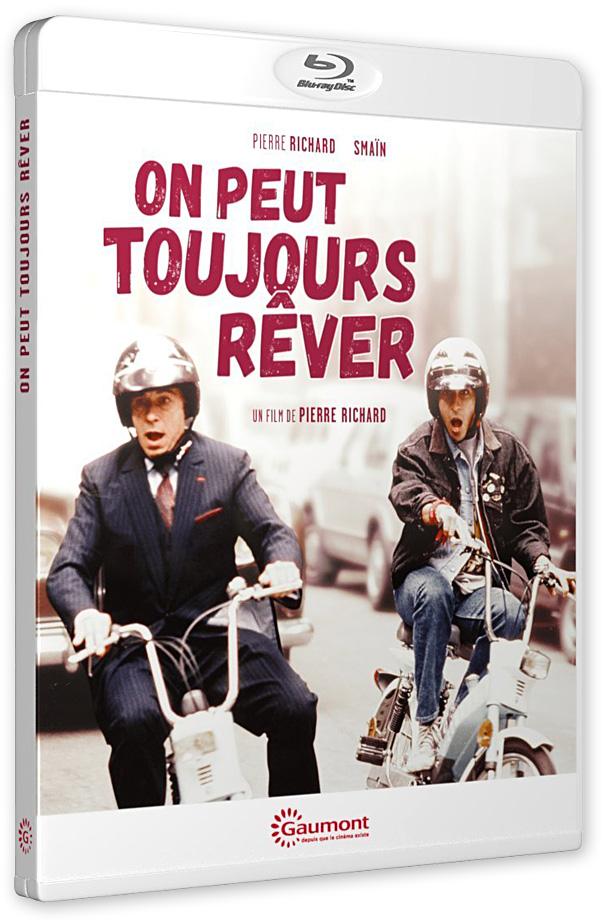 On peut toujours rêver (Pierre Richard, 1991) - Blu-ray