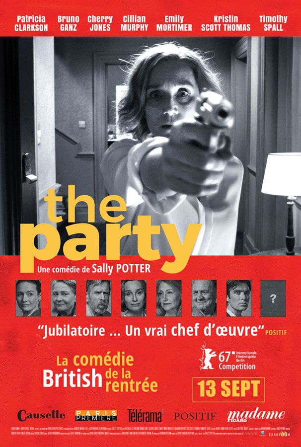 The Party (Sally Potter, 2017)