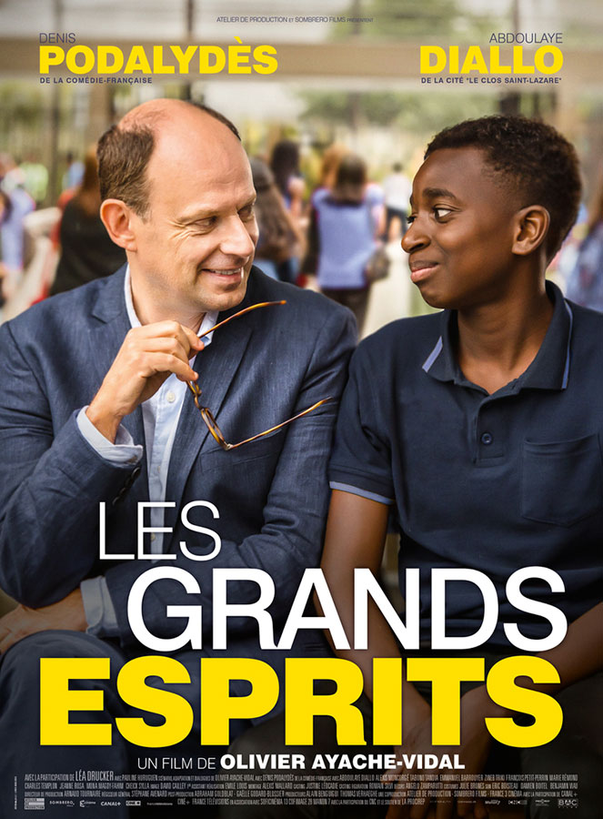Les Grands esprits (Olivier Ayache-Vidal, 2017)