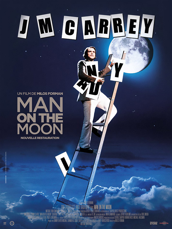 Man on the Moon (Milos Forman, 1999)