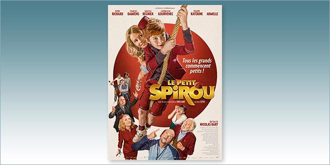 sorties Comédie du 27 septembre 2017 : Le Petit Spirou