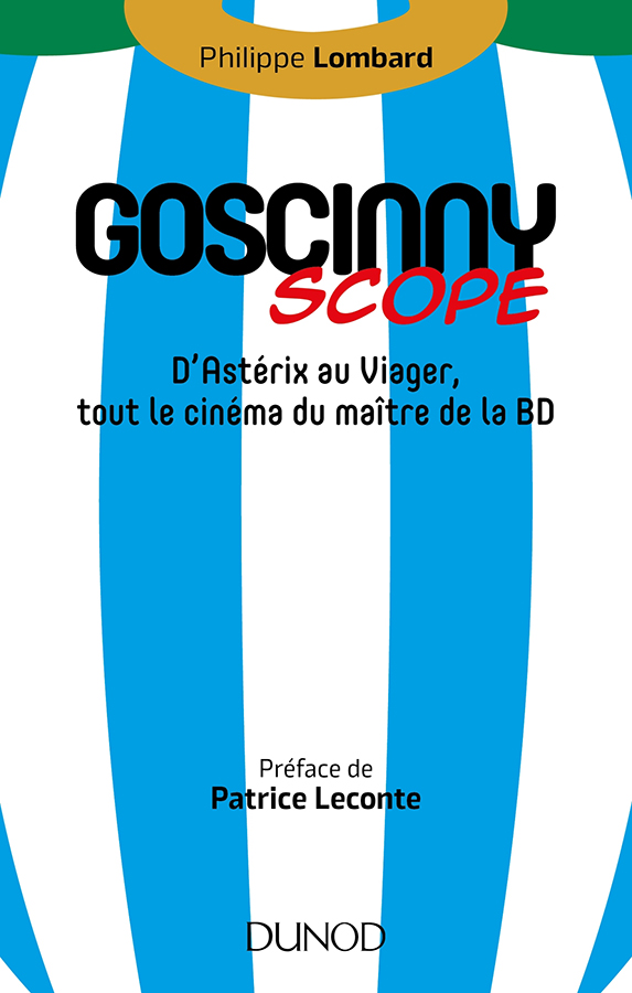 Goscinny-scope de Philippe Lombard (Dunod)