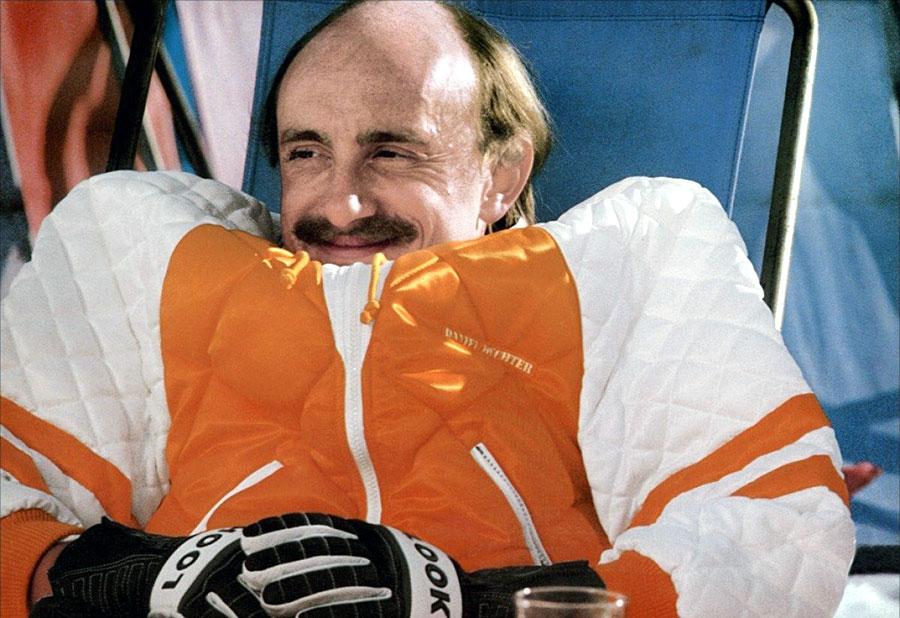 Michel Blanc dans Les Bronzés font du ski (Patrice Leconte, 1979)