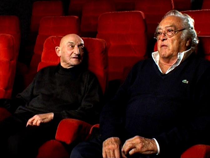 On aura tout vu ! (Georges Lautner, 1976) - Blu-ray / Présentation par Georges Lautner et Jean Luisi