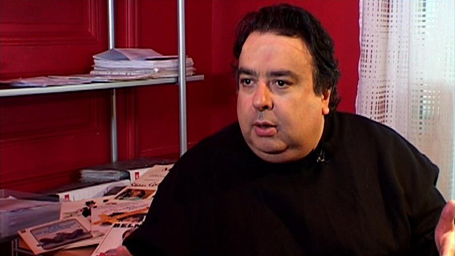 Le compositeur Philippe Sarde dans Dr. Lautner & Mister Sarde (Stéphane Lerouge, 2005)