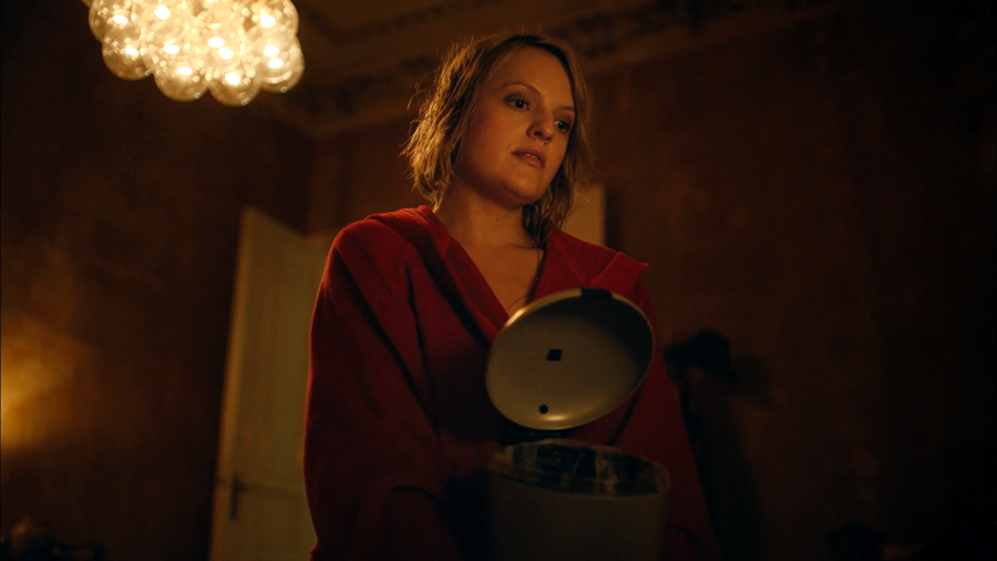 Elisabeth Moss dans The Square (Ruben Östlund, 2017) - © Alamode Film