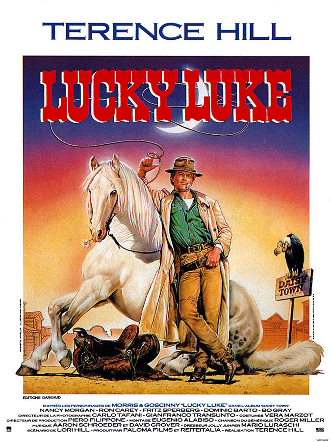 Lucky Luke (Terence Hill, 1991)