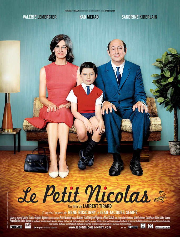 Le Petit Nicolas (Laurent Tirard, 2009)