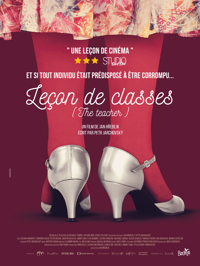 Leçon de classes (Jan Hrebejk, 2016)