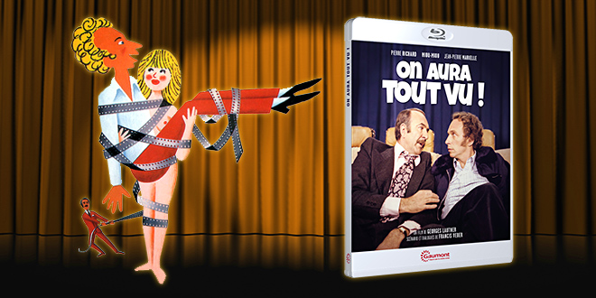 Test Blu-ray - On aura tout vu ! (Georges Lautner, 1976)