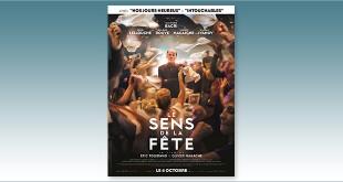 sorties Comédie du 4 octobre 2017 : Le Sens de la fête