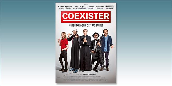 sortie Comédie du 11 octobre 2017 : Coexister (Fabrice Éboué, 2017)