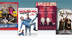 sorties Comédie du 25 octobre 2017 : Logan Lucky, Épouse-moi mon pote, Leçon de classes, La Famille Addams (1991)