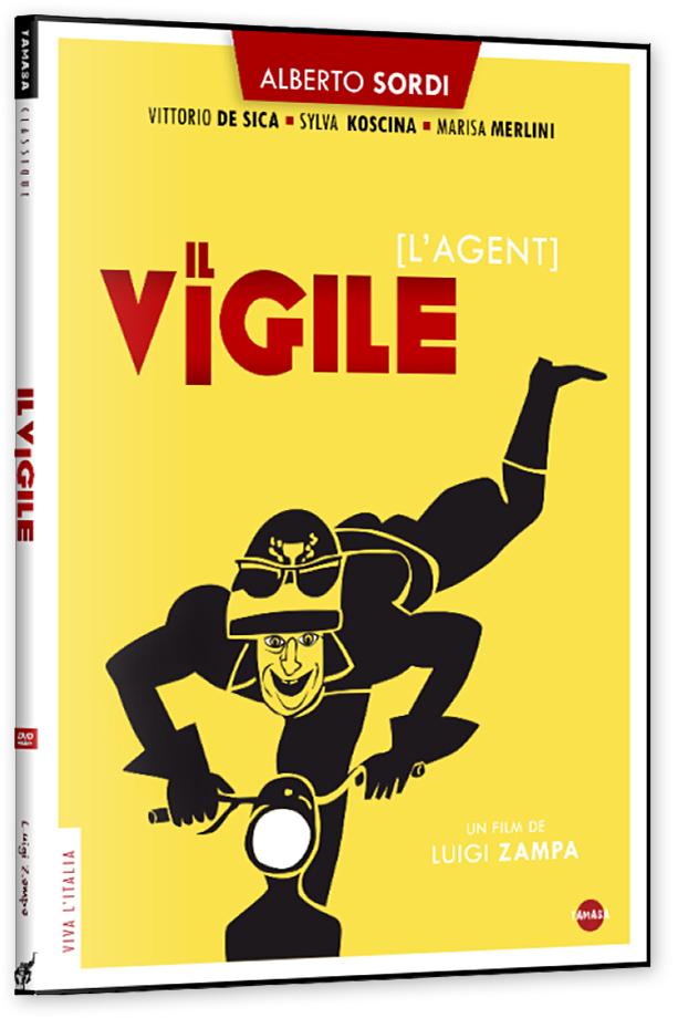 Il vigile (L'Agent, 1960) de Luigi Zampa - DVD