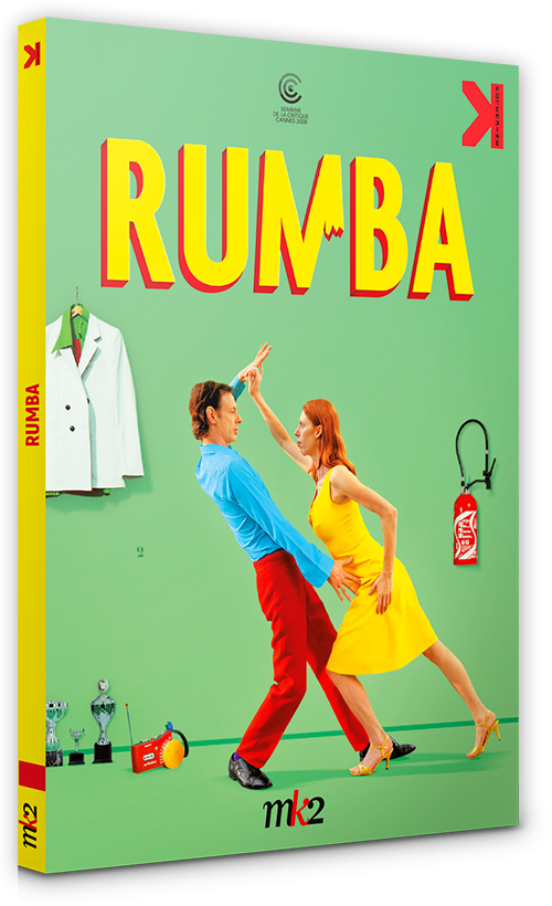 Rumba (Abel & Gordon, 2008) - DVD
