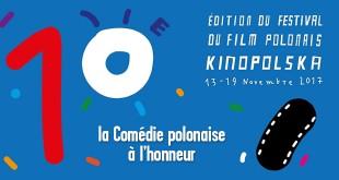Comédie Polonaise au festival Kinopolska