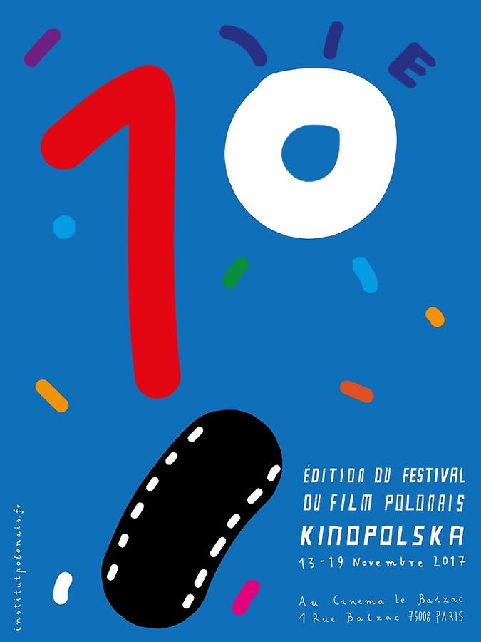 Comédie Polonaise au festival du film polonais Kinopolska 2017