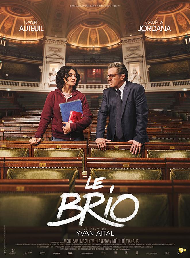 Le Brio (Yvan Attal, 2017)