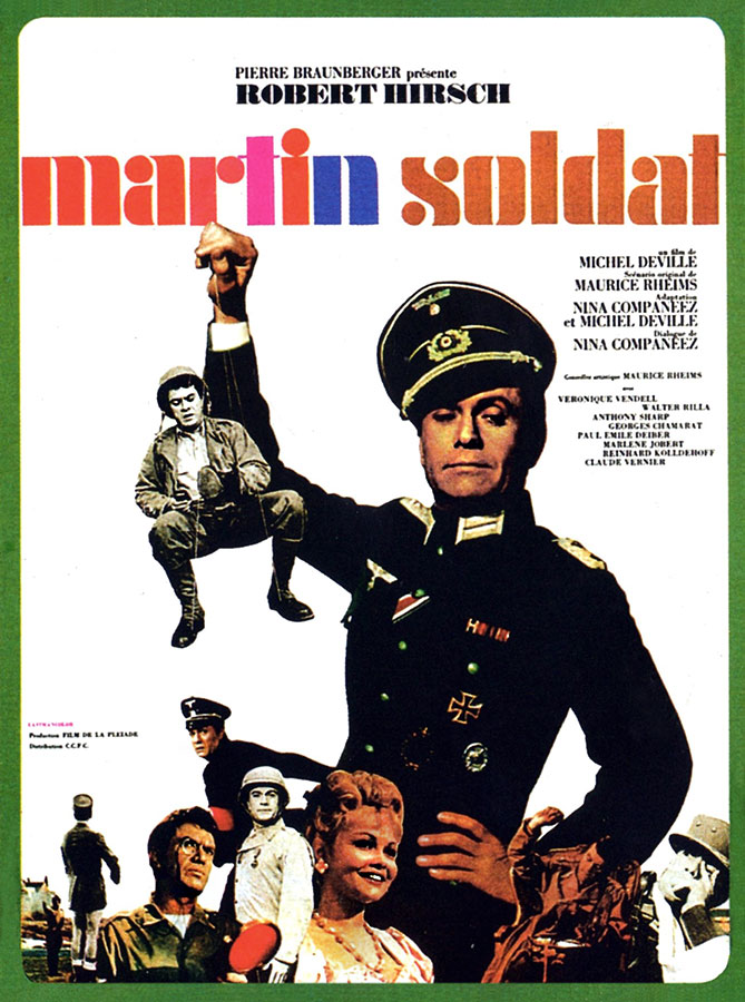 Martin soldat (Michel Deville, 1966)