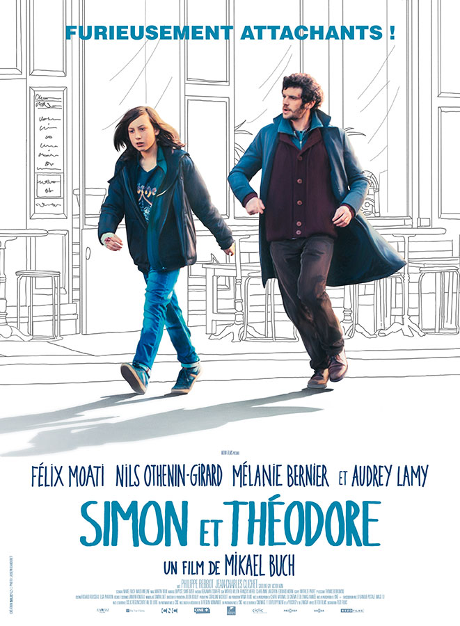 Simon et Théodore (Mikael Buch, 2017)
