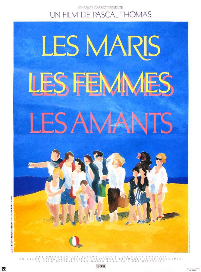 Les Maris, les femmes, les amants (Pascal Thomas, 1989)