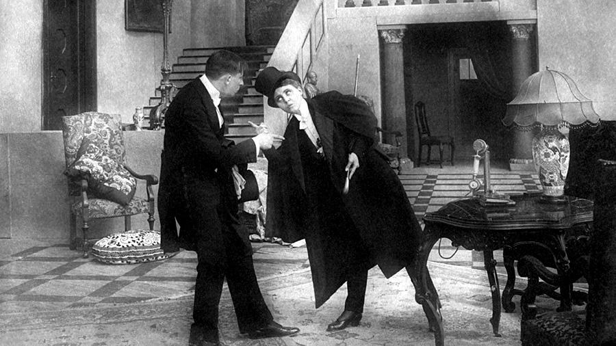 La période allemande de Ernst Lubitsch - Je ne voudrais pas être un homme (Ich möchte kein Mann sein) de Ernst Lubitsch (1918)