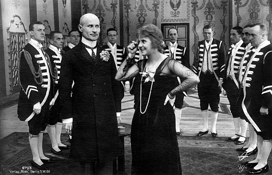 La période allemande de Ernst Lubitsch - La Princesse aux huîtres (Die Austernprinzessin) de Ernst Lubitsch (1919)