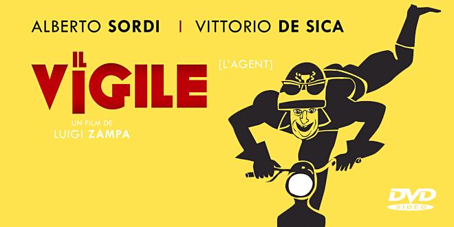 Il vigile (L'Agent, 1960) de Luigi Zampa - Test DVD