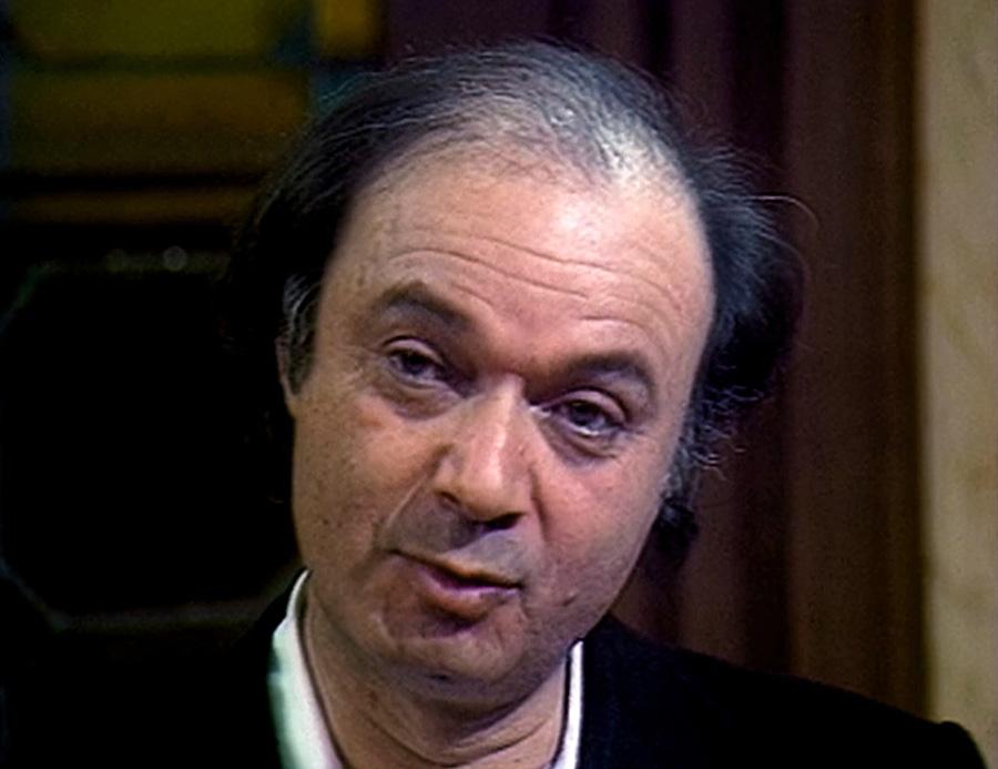 Claude Berri dans le documentaire Coluche fait son cinéma