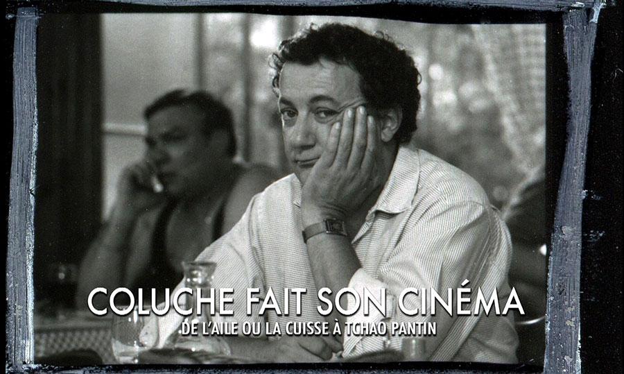 le documentaire Coluche fait son cinéma